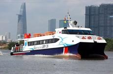 胡志明市重启水路旅游线路