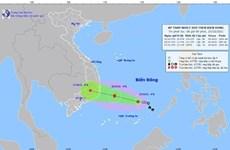 政府总理就主动应对热带低气压可能增强为热带风暴和中部各省水灾灾后重建签发公函