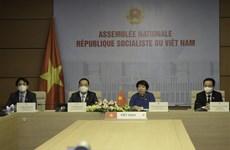 越南国会同法语国家议会携手促进人权
