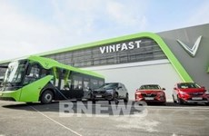富国岛首条智慧公交线路正式开通