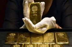 10月26日上午越南国内黄金价格大幅上涨