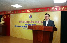 黎国明担任越南新闻工作者协会新任主席