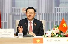 越南国会主席王廷惠致电祝贺奥地利国庆