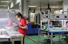 今年9月越南北宁省工业生产指数增长18.47%