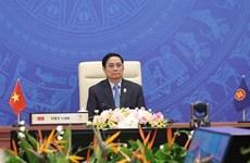 越南政府总理范明政提议东盟重点关注两大问题