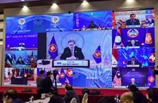 东盟峰会:东盟领导人就绿色经济发表声明