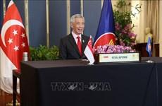 东盟峰会:新加坡欢迎美国承诺AUKUS支持东盟的中心作用