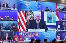 东盟—美国领导人会议:美总统拜登强调东盟—美国关系的重要性