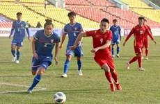 2022年亚足联U23亚洲杯预选赛:越南队以1比0绝杀中华台北队