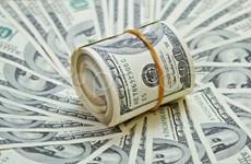 10月26日上午越盾对美元汇率中间价下调2越盾