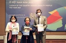 越南首次发布关于性别平等的综合报告