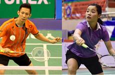 越南将派遣优秀羽毛球运动员参加2021年世界羽毛球锦标赛