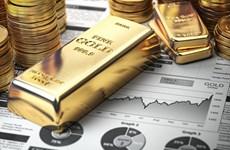 10月28日上午越南国内黄金价格上涨15万越盾