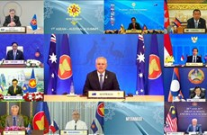 东盟峰会:澳大利亚十分支持东盟在印太地区的核心作用
