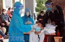 10月28日越南49个省市新增新冠肺炎确诊病例4876例
