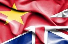 在竞争时代促进越英关系发展