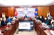 越南欢迎东南亚国家体育代表团赴越参加第31届东南亚运动会