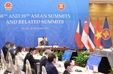 越南政府总理范明政出席东盟峰会及相关系列会议闭幕式