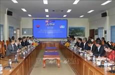 越南和柬埔寨加强信息通信领域的合作