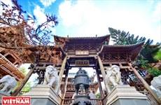 越南嘉莱省明成寺(组图)