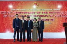 越南八月革命胜利和9•2国庆纪念活动在柬埔寨和澳门举行