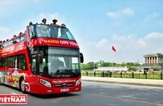 乘坐双层巴士游览河内(组图)