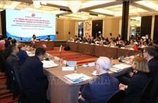 第14届东盟与中日韩外交学院院长会议今日在河内召开