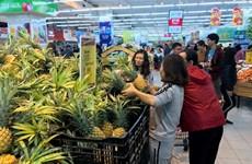 由于主打商品的出口下降  一季度越南出口活动放缓