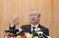 越共中央书记处常务书记陈国旺:专注于发现和处理反腐新案件,不设禁区
