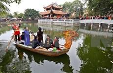 组图:越南独具特色的文化遗产