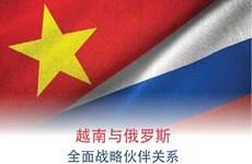 图表新闻:越南与俄罗斯全面战略伙伴关系