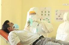 面对新冠肺炎:胡志明市急性上呼吸道感染医院正式投入使用