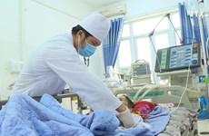 新冠肺炎疫情:格外特别的越南医师节