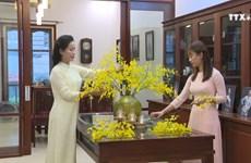 国际妇女节:弘扬越南传统奥黛精华