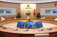 阮春福总理:首都河内要继续注重做好疫情防控工作