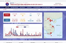 岘港市自7月28日零时起实施社交距离措施