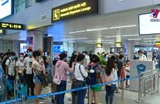 岘港市开展措施协助游客离开该市