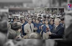 黎可漂同志为越南建国与国家发展事业奉献终生