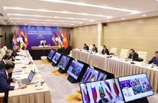 组图:越南政府总理阮春福出席第九届ACMECS峰会