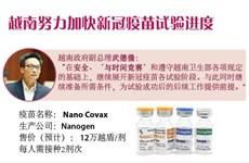图表新闻:越南努力加快新冠疫苗试验进度