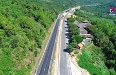 令人瞩目的海云2号公路隧道投入运营