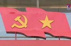 越共十三大代表相信国家必将创造新奇迹