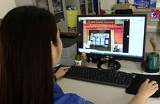 岘港市充分利用社交媒体优势   加大选举活动宣传力度