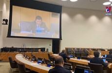 越南在《联合国海洋法公约》缔约国会议上重申观点