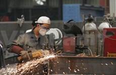 越南工业增长率较高竞争力较低