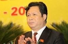 农德孟总书记出席宣光省党代表大会