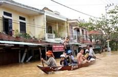 中部洪水灾区损失巨大