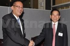 菲律宾总统即将访问越南