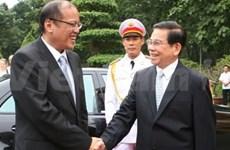 越南与菲律宾深化合作关系