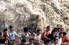 越南加强地震和海啸预警能力